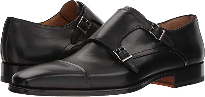 Magnanni Silvio Grey Men S Monk Strap Shoes Review